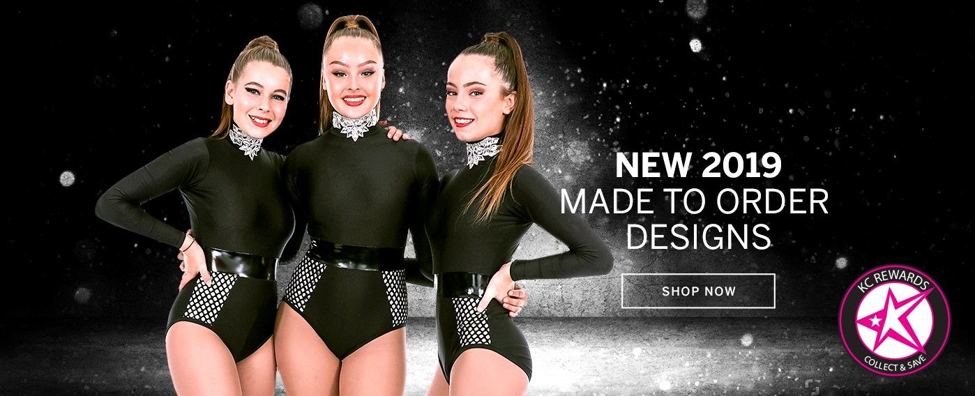 Made To Order Dance Costumes