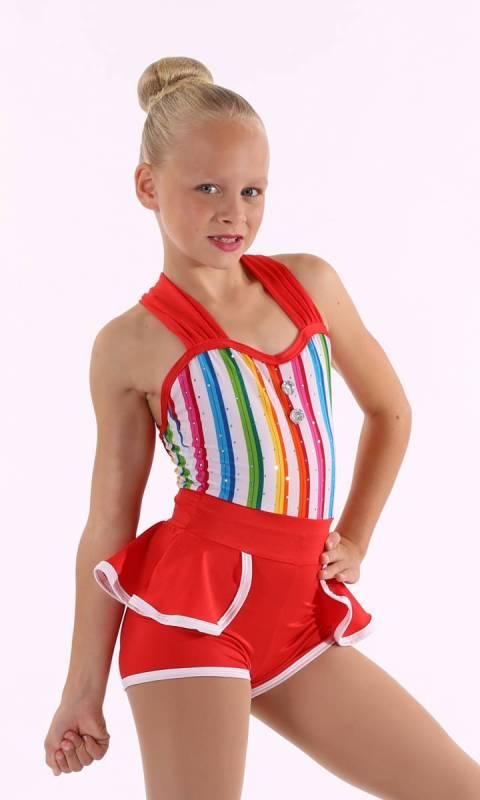 TIC TOC SHORTARD Dance Costume