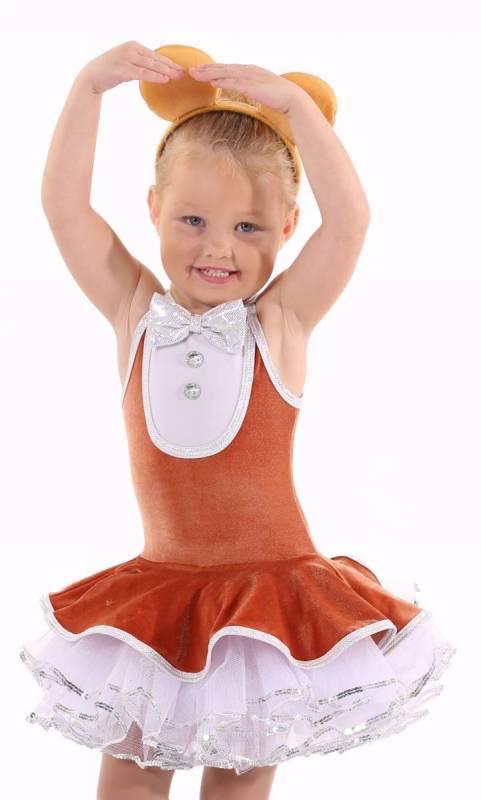 TEDDY BEAR  Dance Costume