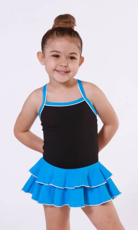 BABY LEO SUPPLEX Dance Studio Uniform