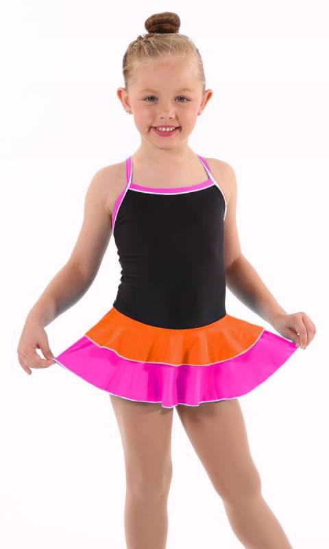 Baby Leo Supplex Dance Costume