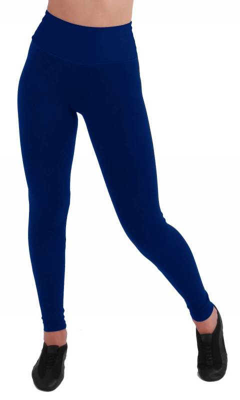 LAURA TIGHTS COLOURS - WIDE TAPERED BAND  Dance Studio Uniform