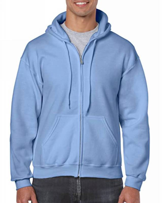 GILDAN Fleece Zip Hooded Zip Jacket- 18600 Dance Costume