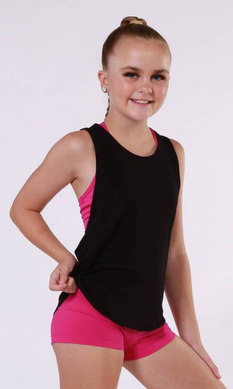 Gabbie Tank Dance Studio Uniform