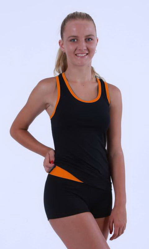 Black + Orange Supplex (NEW)