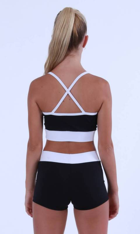 Black + White