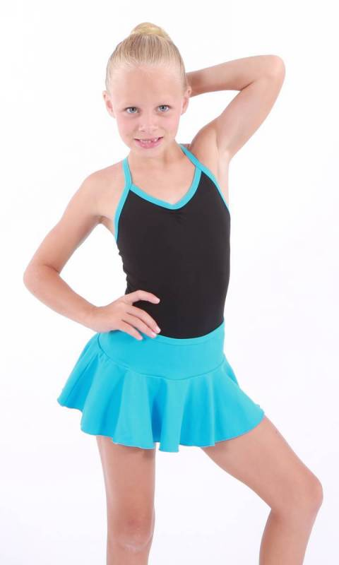 MADDISON Frill Skirt Dance Studio Uniform