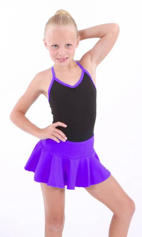 MADDISON Frill Skirt Dance Costume