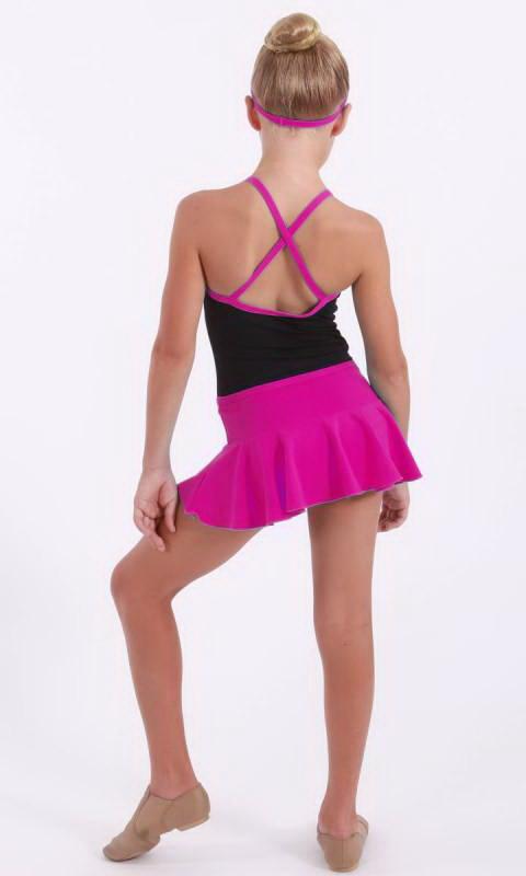 Hot Pink Cotton Lycra