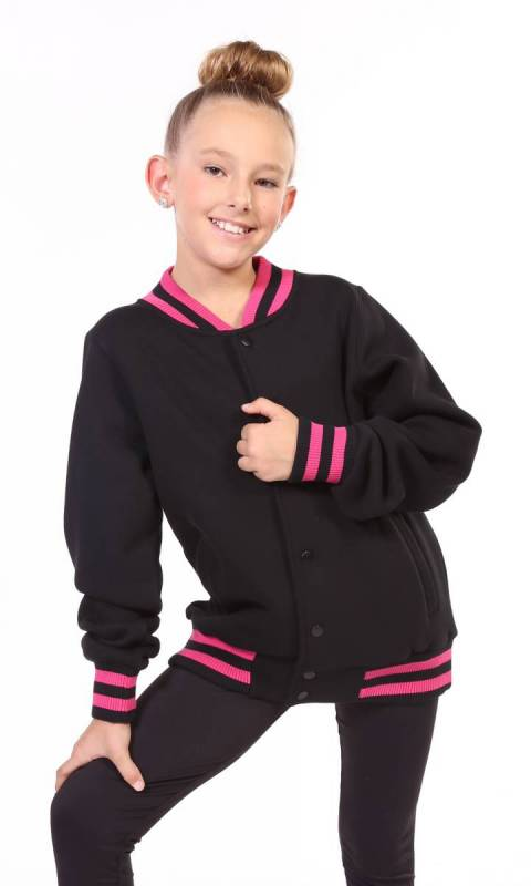 VARSITY JACKET - KC HR Dance Studio Uniform