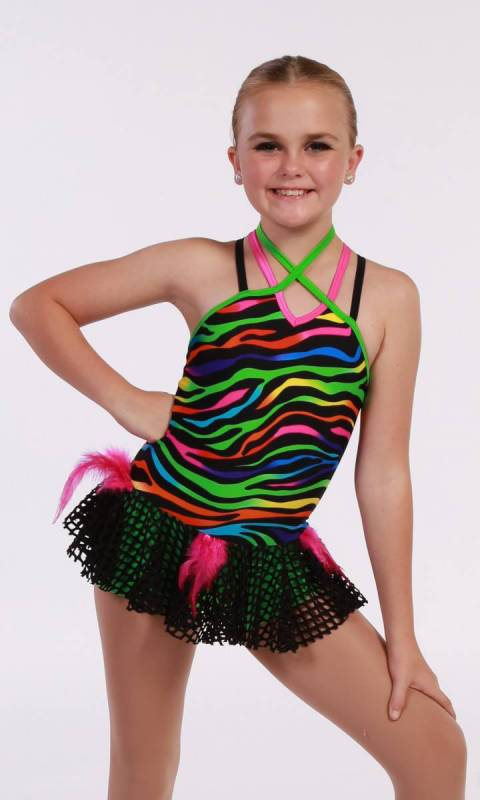 CHAMELEON - Tribal Dance Costume