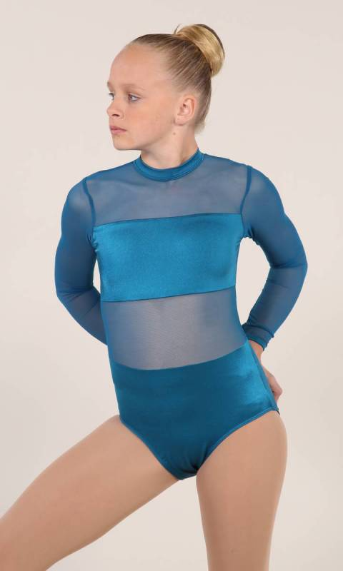 Diana Leotard  Dance Costume