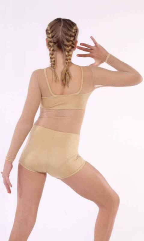 ADJUSTABLE STRAP LEOTARD