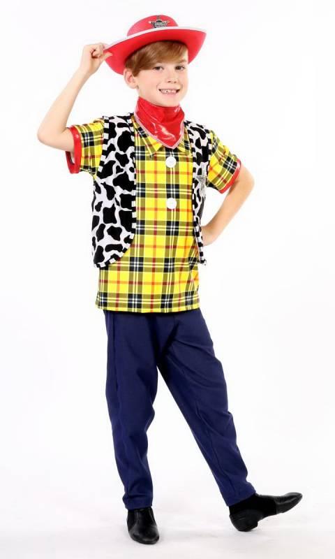 Woody Dance Costume
