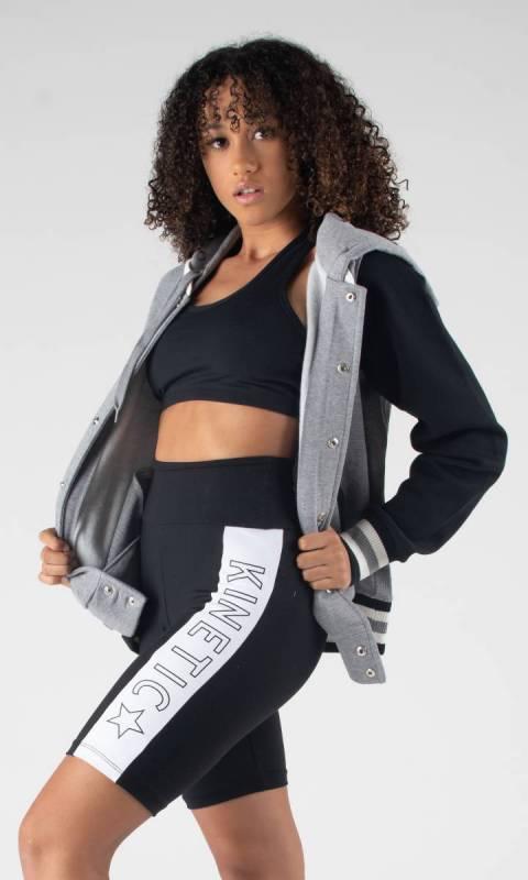 Varsity Hooded JUNIOR/LADIES Jacket - Ramo Dance Costume