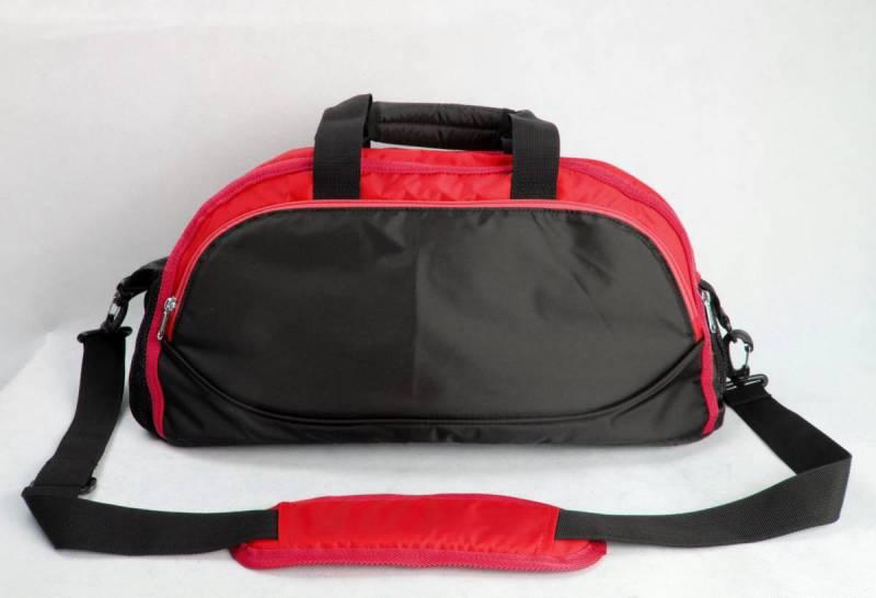 Dance Bag KC - Medium - Black + Red