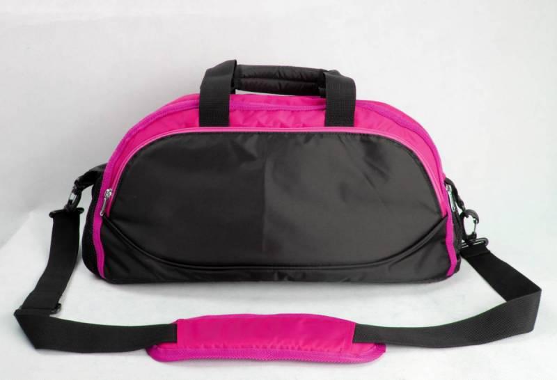 Dance Bag KC - Medium - Black + Hot Pink