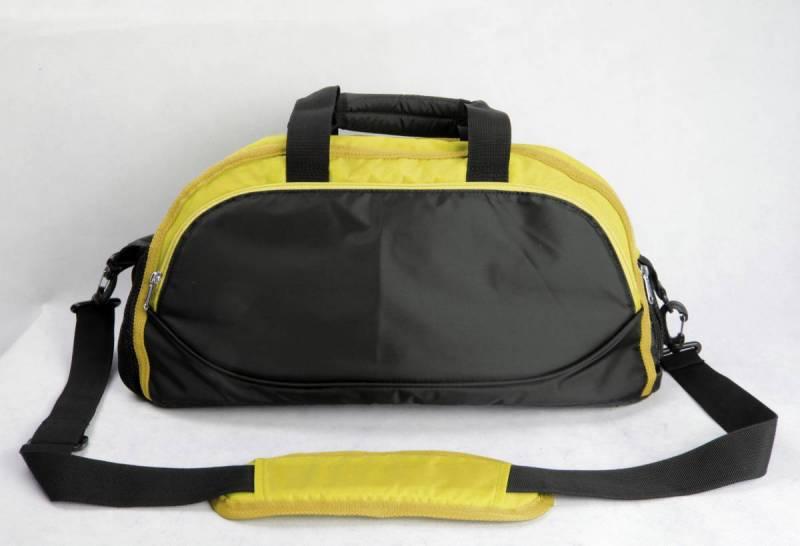 Dance Bag KC - Medium - Black + Yellow
