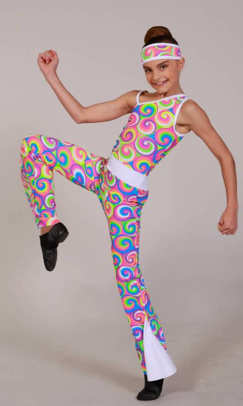 CAN YOU FEEL IT Dance Costume