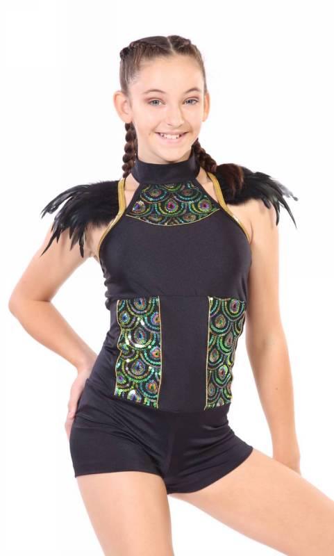 RUN THIS TOWN - Tribal Dance Costume