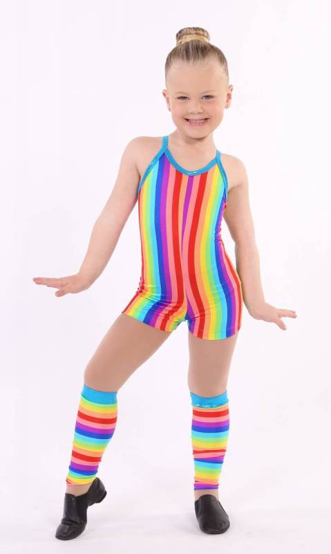 SHORTARD ONLY  - lycra prints Dance Costume