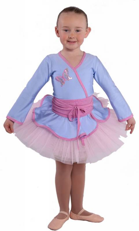 CHINA DOLL TOPPER Dance Costume
