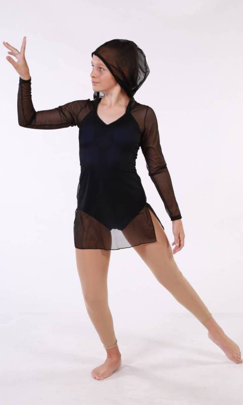 CAPTIVATE - MESH  - Black