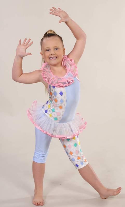 SEND IN THE CLOWNS Dance Costume