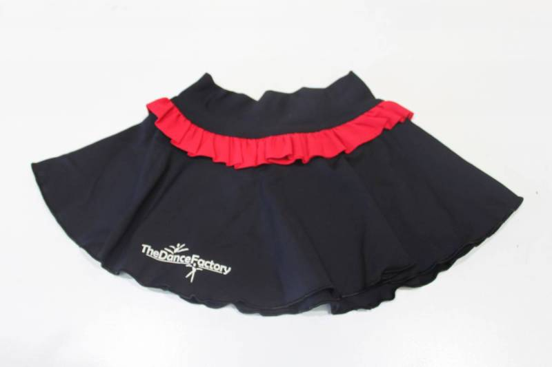 ZARLY frill skirt Dance Costume