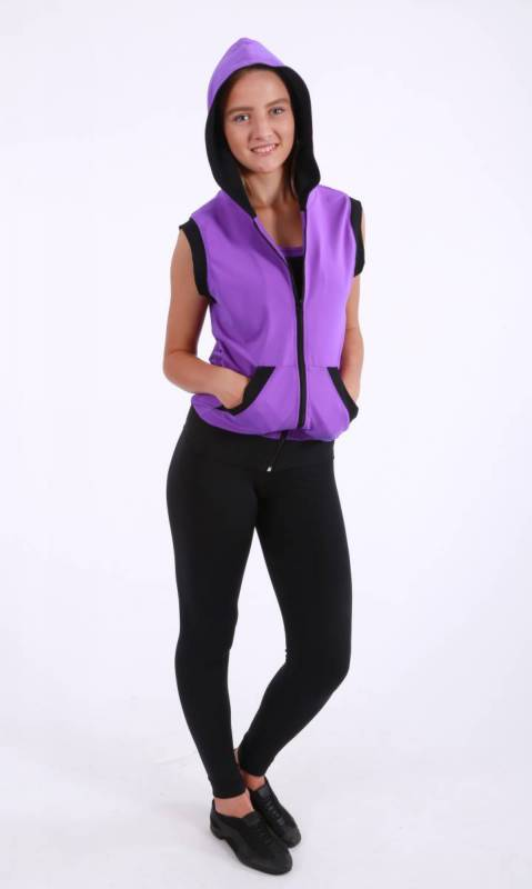 AIRLIE Muscle Jacket - Supplex Congo and Black trim