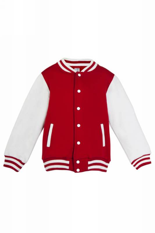 Varsity KIDS Jacket + Studs Dance Studio Uniform