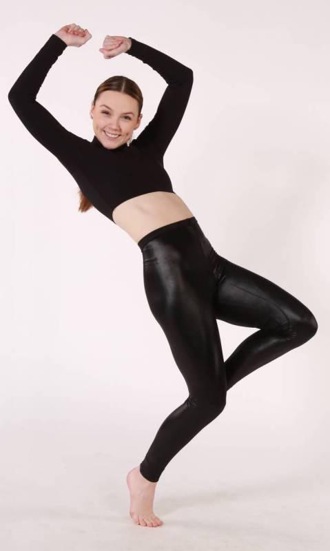 TIGHTS - WETLOOK Dance Costume