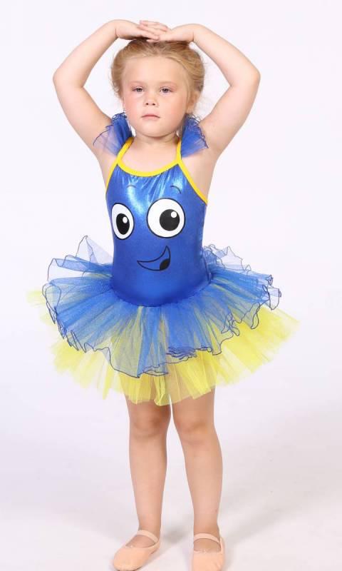 CORALFISH Dance Costume