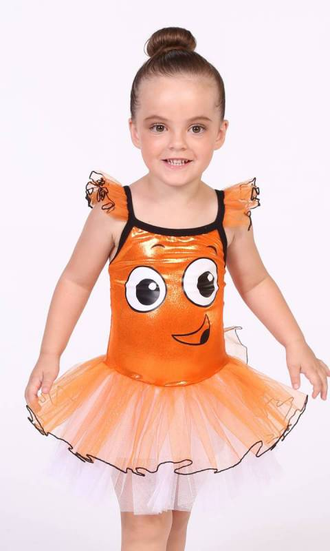CLOWNFISH Dance Costume