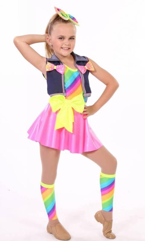 HOLD THE DRAMA Dance Costume