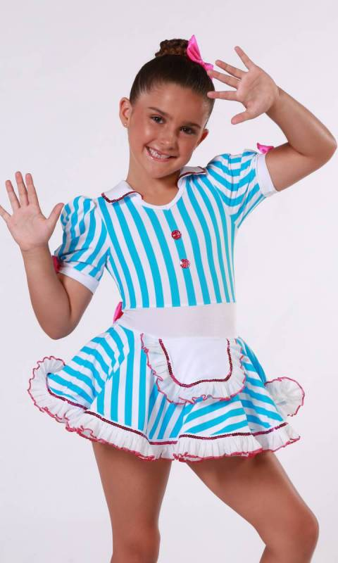 MILKSHAKE Dance Costume