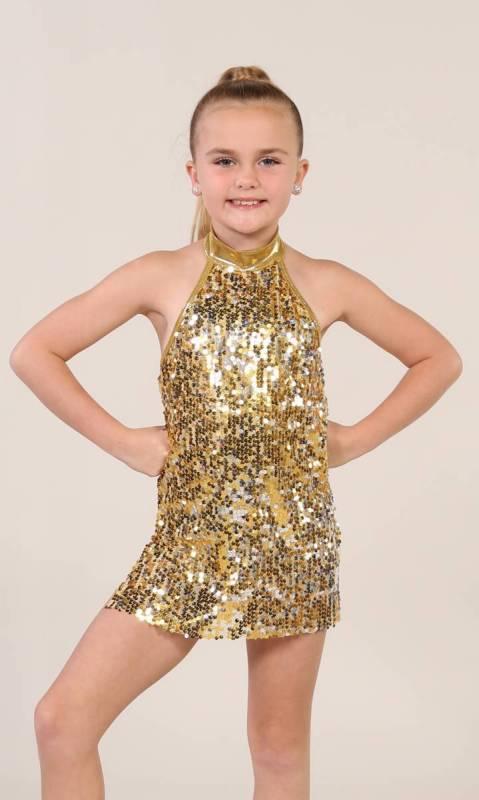 DANCING QUEEN  -  GOLD
