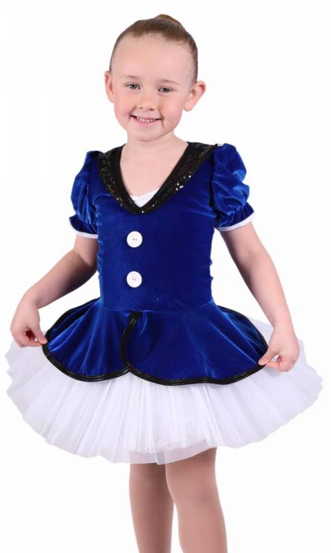 MARY POPPINS tutu topper Dance Costume