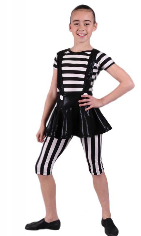 FRENCH ARTIST Dance Costume