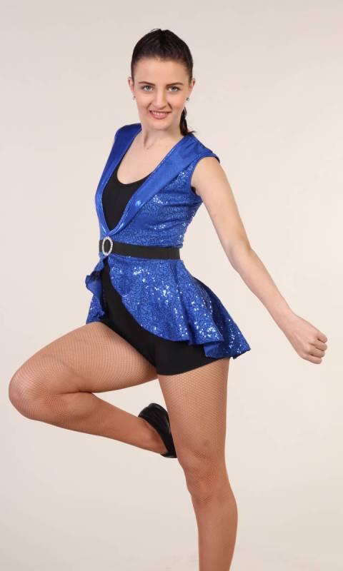 ZSA ZSA DESTINY JACKET  Dance Costume