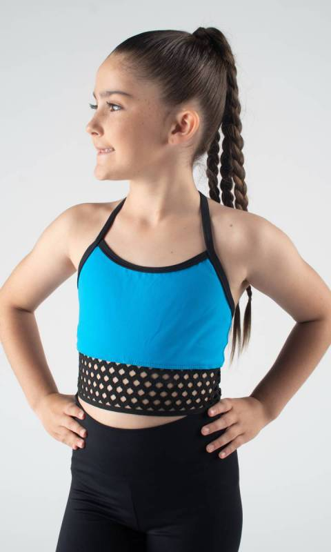 GABBIE ROSE CROP Dance Costume