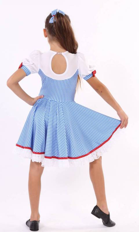 DOROTHY - new style  - Blue white and red