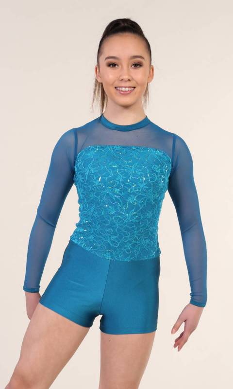 FOREVER YOUNG - SHORTARD  Dance Costume