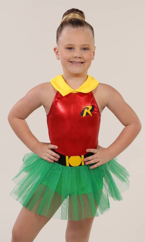 ROBIN  - Red Green and yellow
