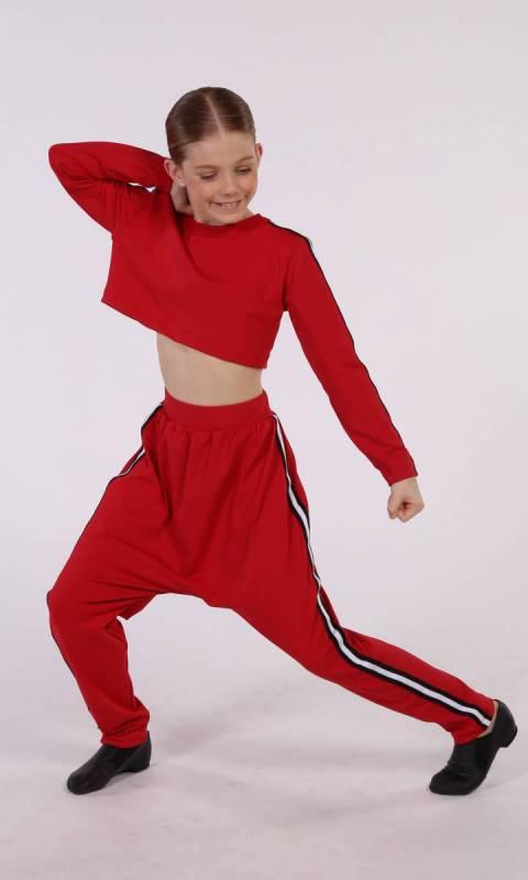 STREET PANTS Dance Costume