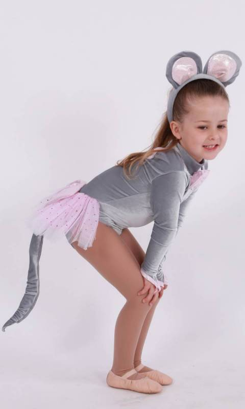 Angelina Mouse Dance Costume - Aust Made Dance Costume