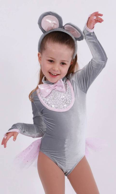 Light Grey Velvet + Silver Zsa Zsa + Soft Pink