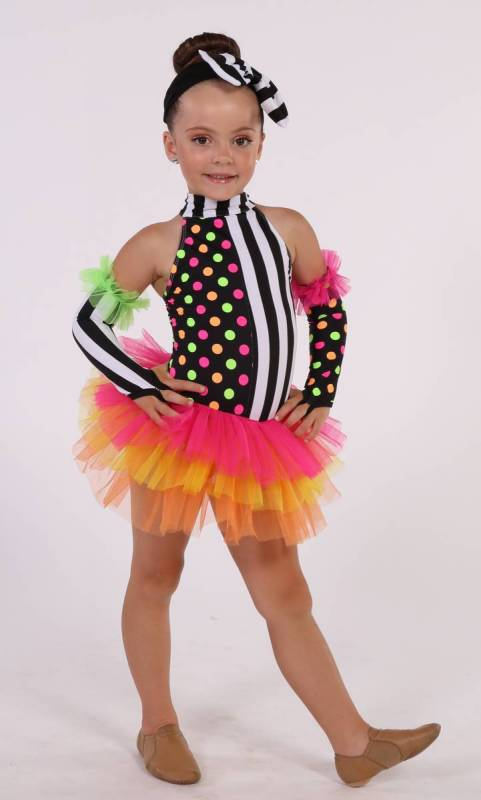 TIGHTROPE  Dance Costume