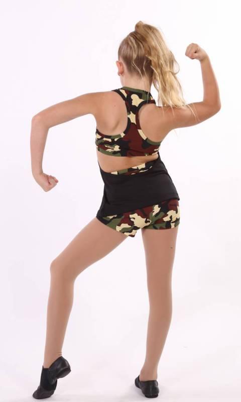 PART OF ME  Dance Costume