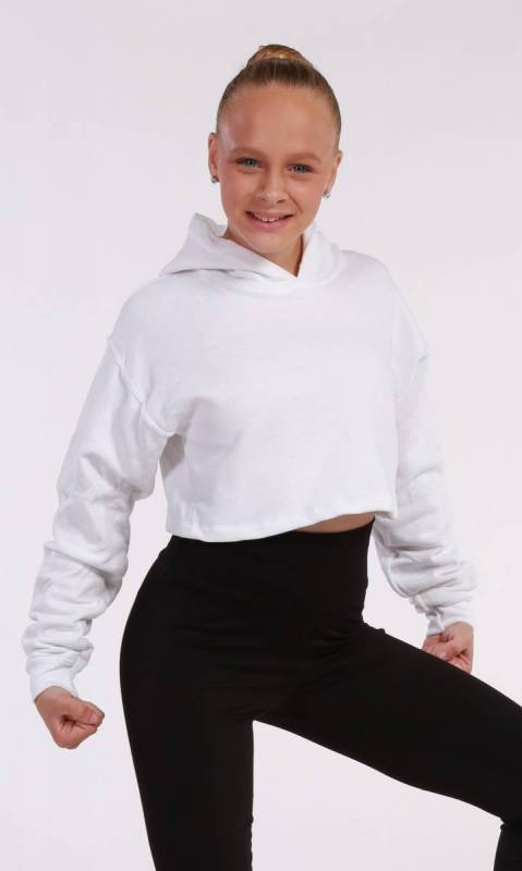 BROOKLYN CROPPED HOODIE  Dance Costume
